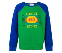 """Sweatshirt mit """"""""-Print"""