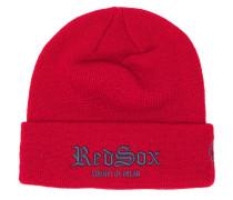 """Mütze mit """"Red Sox""""-Stickerei"""