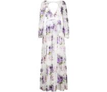 Kleid mit Wildblumen-Print