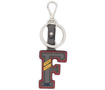 'F' Schlüsselanhänger