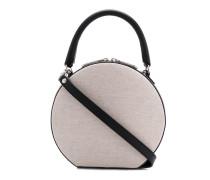 Runde Handtasche