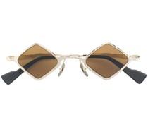 Rautenförmige Sonnenbrille