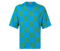 T-Shirt mit Karomuster