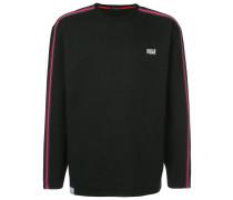 Sweatshirt mit Seitenstreifen