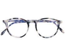 Brille mit rundem Gestell