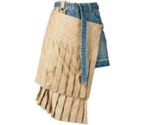 Jeansshorts im Hybrid-Look