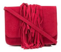 Mini-Tasche mit Fransen