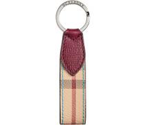 Schlüsselanhänger mit Haymarket-Karo
