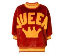 queen pattern sweater