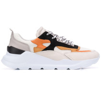D.A.T.E. panelled sneakers