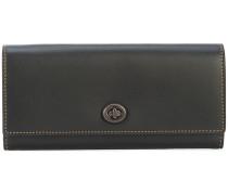 Portemonnaie mit Drehverschluss