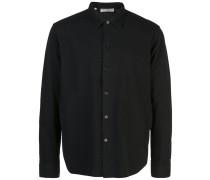 plain button shirt