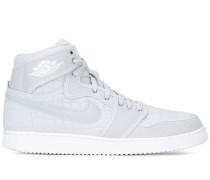 'Air 1 Retro High KO Pure Platinum' Sneakers