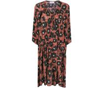 'Dakai' Kleid mit abstraktem Print