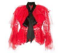 Cherry Bomb lace blouse