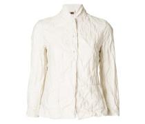 wrinkled jacket