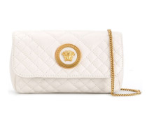 Icon quilted evening bag