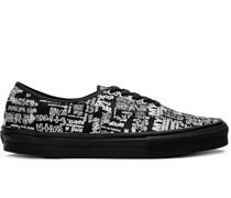 x Comme des Garçons 'Authentic LX Graffiti' Sneakers