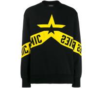 Sweatshirt mit Stern-Logo