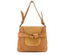 'Lotus' Handtasche