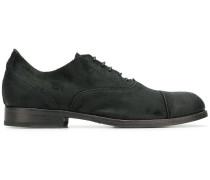 Oxford-Schuhe aus Wildleder