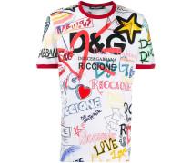 'Exclusive' T-Shirt mit Print