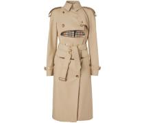 Trenchcoat im Deconstructed-Look