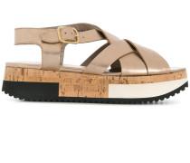 flat sole sandals