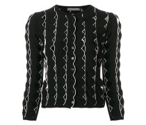 Cardigan mit Cut-Outs