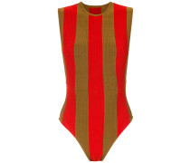 striped knit body - Unavailable