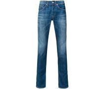 Gerade Five-Pocket-Jeans