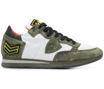 'Tropez' Sneakers mit Camouflage-Print