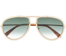 'GV' Pilotenbrille