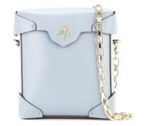 'Pristine' Box-Bag mit Kettenriemen