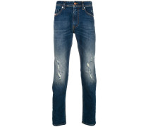 'Thommer' Jeans in Distressed-Optik