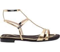 T-bar sandals