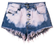 'De-Ginger' Jeans-Shorts