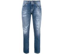 Lupin straight-leg jeans