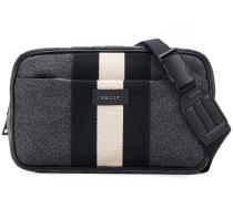 contrast strap waist bag