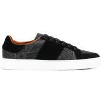 Sneakers mit Paisley-Print