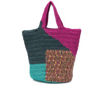 Shopper im Patchwork-Stil