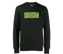 Sweatshirt mit FFendi-Logo