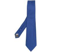 Krawatte mit Kreismuster