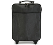 Koffer mit Paisley-Print