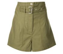 Cargo-Shorts mit Gürtel