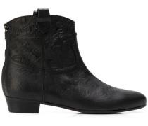 Klassische Cowboy-Stiefel