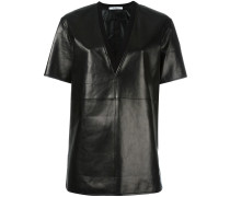 T-Shirt mit V-Ausschnitt
