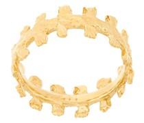 Vergoldeter 'My Favourite' Ring aus Sterlingsilber