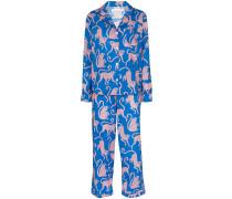 "Pyjama mit ""Chango""-Print"