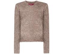 Pullover mit Flauscheffekt